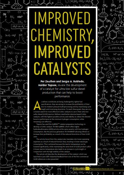 Improved chemistry - web snapshot